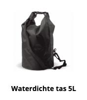 waterdichte tas